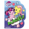 Блокнот с фигурной вырубкой А6 Kite My Little Pony LP19-223, 60 листов, клетка