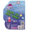 Блокнот с фигурной вырубкой А6 Kite My Little Pony LP19-223, 60 листов, клетка 39352
