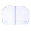 Блокнот с фигурной вырубкой А6 Kite My Little Pony LP19-223, 60 листов, клетка 39353