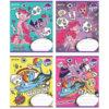 Тетрадь школьная Kite My Little Pony, 12 листов, в косую линию, LP20-235