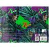 Тетрадь для нот А5, 20 листов, на скобе Kite MTV MTV20-405-1 38846