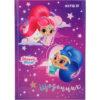 Дневник школьный Shimmer&Shine 165х230мм, твердая обложка SH20-262-1