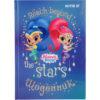 Дневник школьный Shimmer&Shine 165х230мм, твердая обложка SH20-262-3