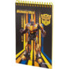 Блокнот на пружине KITE Transformers А6, 48 листов, нелинованный TF19-196 39558