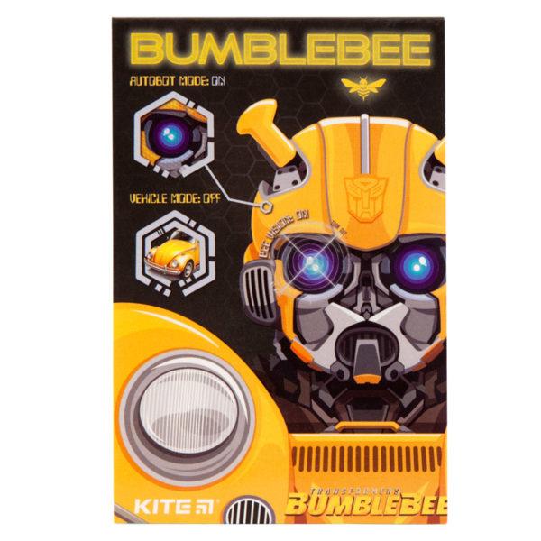 Блокнот А7(маленький!!!) Kite Transformers TF19-224, 48 листов, клетка