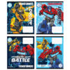 Тетрадь школьная Kite Transformers, 12 листов, клетка TF20-232
