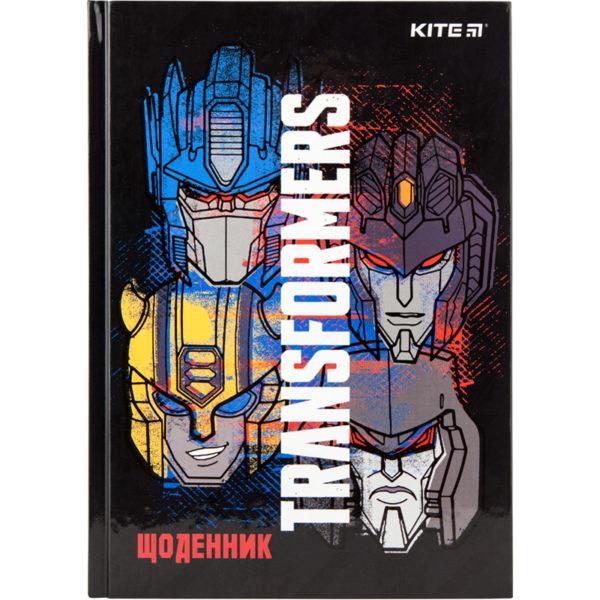 Дневник школьный Transformers 165х230мм, твердая обложка TF20-262-2