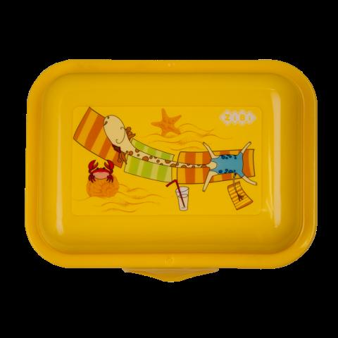 Ланч бокс Kids line, 400мл. желтый ZB.3050-08