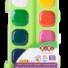 Акварельные водорастворимые краски на палитре KIDS Line 10 цветов 40344