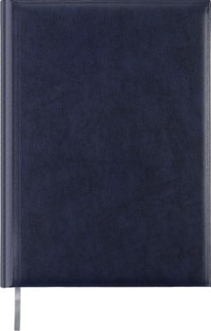Ежедневник А4 недатированный BASE синий