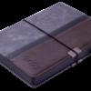 Ежедневник датированный 2021 LIBERO, A5, серый 41774