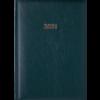 Ежедневник датированный 2021, EXPERT A5, зеленый