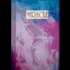 Ежедневник А6 недатированный MIRACLE, фиолетовый