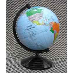 Глобус политический, 110мм, Марко Поло, на украинском языке