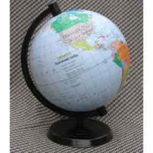Глобус политический, 220мм, Марко Поло, на украинском языке