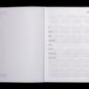 Ежедневник датированный 2021 FANCY, А5, черный, твердая обложка 41815