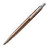 Ручка шариковая Parker JOTTER 17 Premium Carlisle Brown Pinstripe CT BP 17 132