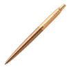 Ручка шариковая Parker JOTTER 17 Luxury West End Brushed Gold BP 18 132