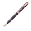 Ручка шариковая Parker SONNET 17 Cisele Silver Purple Matrix PGT BP 88 032