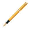 Ручка перьевая Parker DUOFOLD Mandarin Yellow GT FP 97 710M