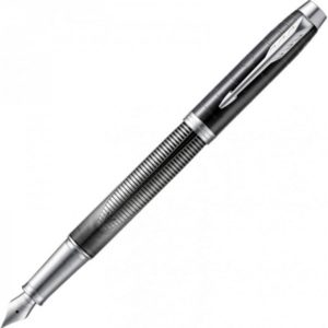 Ручка перьевая Parker IM 17 Premium SE Metallic Pursuit CT 25 011