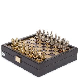 Шахматы Manopoulos Византийская империя, красный SK1RED