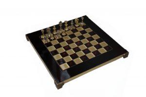 Шахматы Manopoulos Классические фигуры, красный S32RED