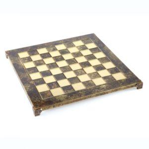 Шахматы Manopoulos Спартанский воин, коричневый S16CBRO