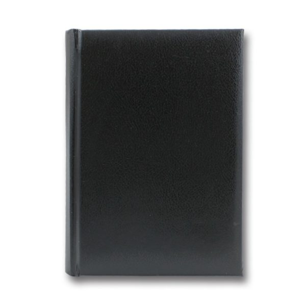 Ежедневник А6 датированный 2021 MIRADUR 3В-155, черный