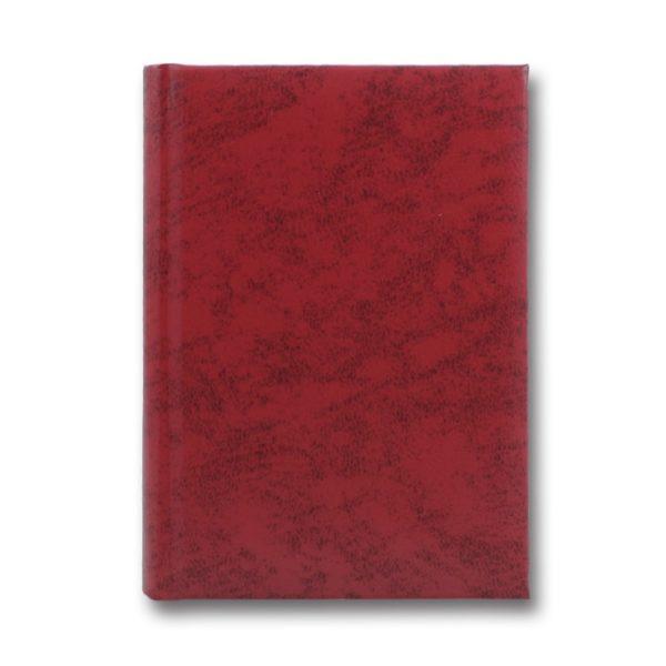 Ежедневник А6 датированный 2021 MIRADUR 3В-155, красный