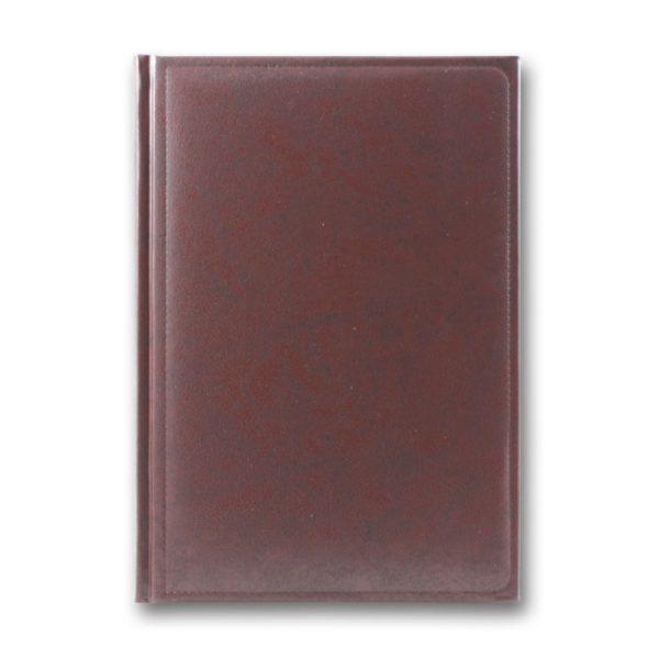 Ежедневник А5 датированный 2021 MIRADUR 3В-55, бордовый