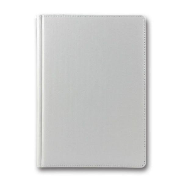 Ежедневник А5 датированный 2021 SARIF 3В-55, белый