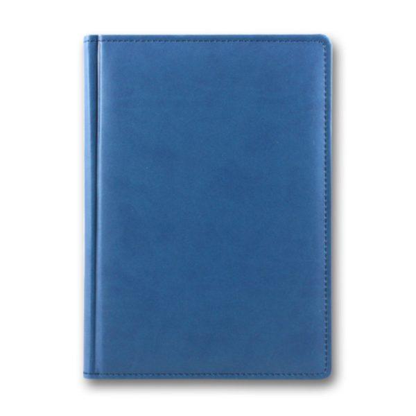 Ежедневник А6 датированный 2021 WINNER ЗВ-155, голубой