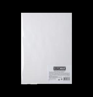 Бумага белая офсетная, BUROMAX, А4, 60г/м2, 100 листов