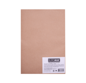 Бумага газетная, BUROMAX, А4, 45 г/м2, 250 листов