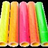 "Ценник 35×25 мм, ""ЦІНА"", (240 шт, 6 м), прямоугольный, внешняя намотка, оранжевый, 10шт/туба 47534"