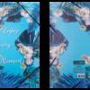 Папка на резинках В5, EXOTIC, голубой 47175