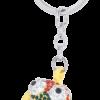 """Набор подарочный """"Goldfish"""": ручка шариковая + брелок, желтый 47216"""