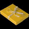 """Набор подарочный """"Goldfish"""": ручка шариковая + брелок, желтый 47217"""