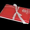 """Набор подарочный """"Crystal"""" : ручка шариковая + крючок для сумки, красный 47260"""