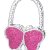"""Набор подарочный """"Lightness"""" : ручка шариковая + крючок для сумки, розовый 47306"""
