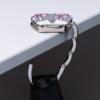 """Набор подарочный """"Sense"""" : ручка шариковая + крючок для сумки, персиковый 47432"""