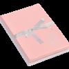 """Набор подарочный """"Fly"""": ручка шариковая + брелок + закладка, розовый 47367"""