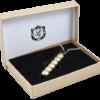 """Ручка шариковая """"Secret"""", с кристаллами, золото 47448"""