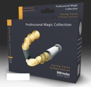 Фокус Oid Magic «ЛЕТАЮЩИЕ МОНЕТЫ» с DVD
