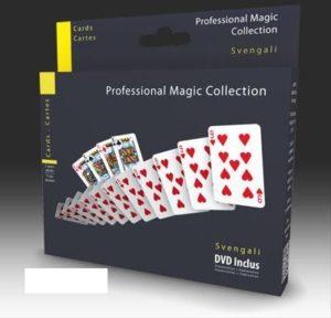 Фокус Oid Magic «КАРТЫ СВЕНГАЛИ» с DVD