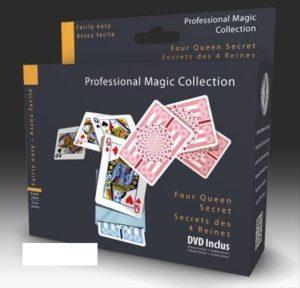 Фокус Oid Magic «ТАЙНА ЧЕТЫРЕХ КОРОЛЕВ» с DVD