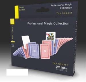 Фокус Oid Magic «СИЛЬНОЕ ВОЗДЕЙСТВИЕ» с DVD