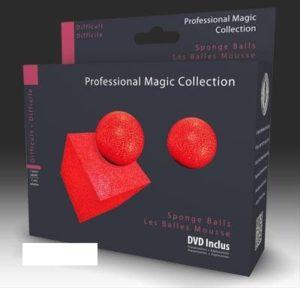 Фокус Oid Magic «ПОРОЛОНОВЫЕ ШАРИКИ» с DVD