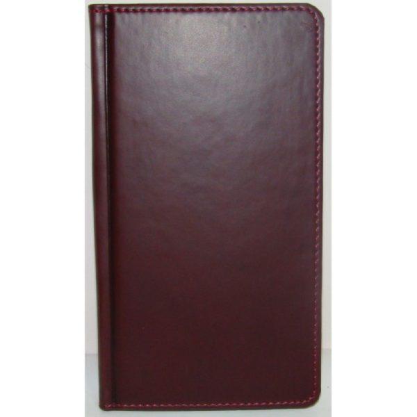 Еженедельник карманный датированный 2021 WINNER 3В-73, бордовый